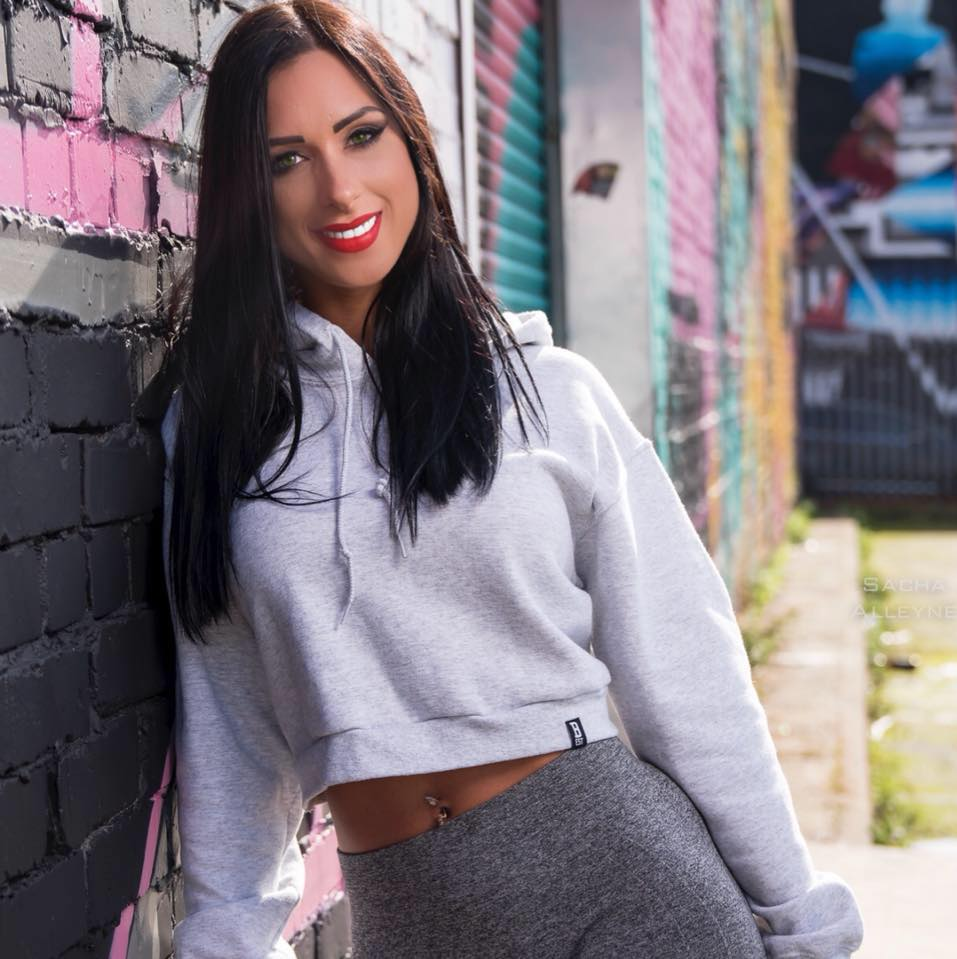 Demi Birmingham Promotional Staff