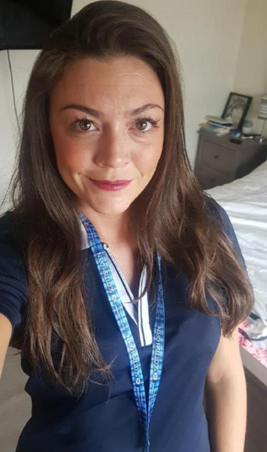 Dominique Glasgow Promotion Staff