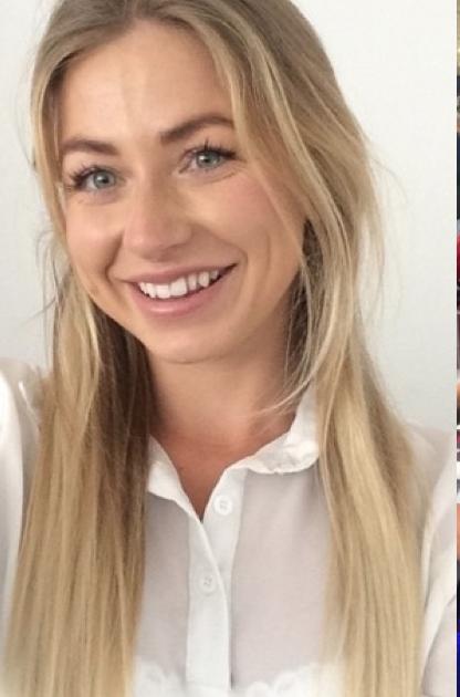 Lauren Birmingham Promo Staff