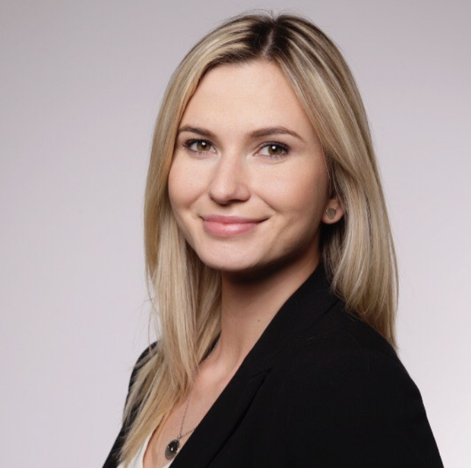Alina Frankfurt Promotional Staff