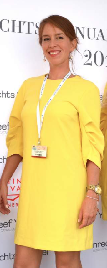 Andrea Cannes Event Staff