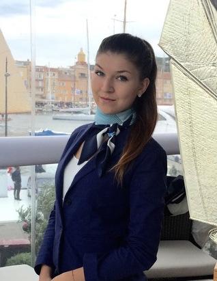 Anna Promotion Staff Monaco