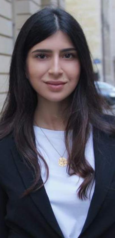 Arzu Paris Promo Staff