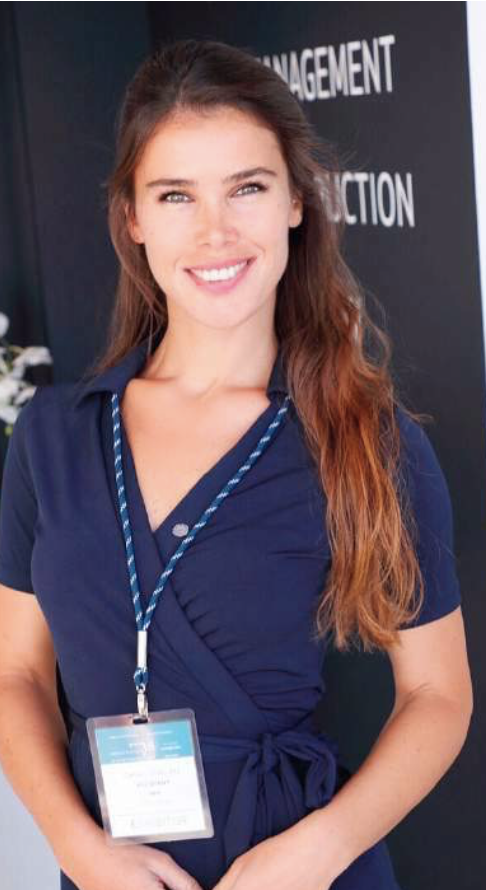 Cansin Cannes Event Staff