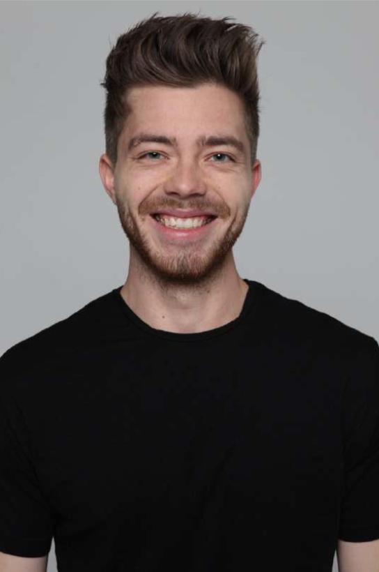 Dawid Frankfurt Promo Staff