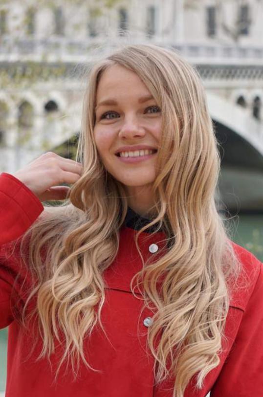 Ekaterina Lyon Promotion Staff