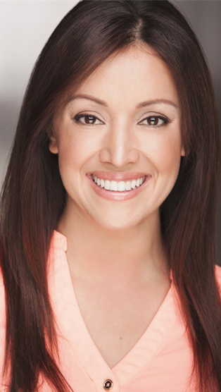 Mariangelica Los Angeles Promotional Staff