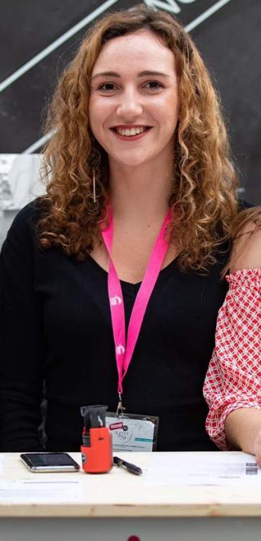 Marie Monaco Event Staff