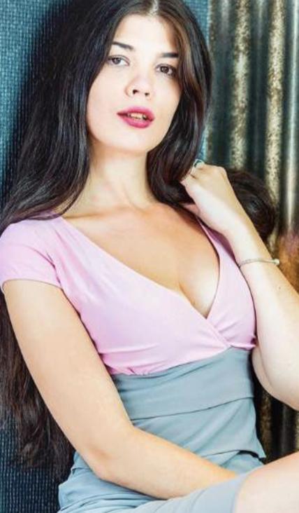 Olga Paris Promo Staff
