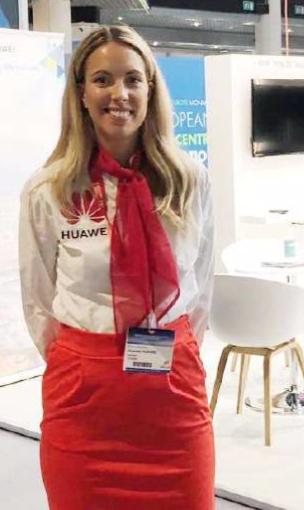Ronja Cannes Promo Staff