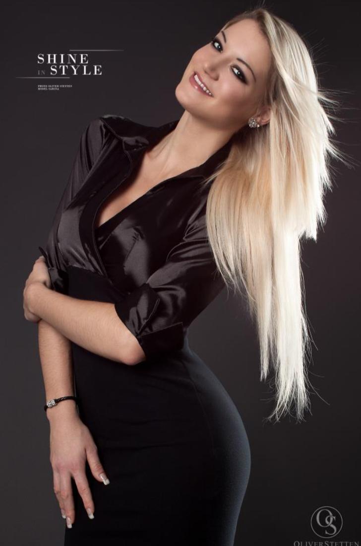 Sarina Stuttgart Promotional Staff
