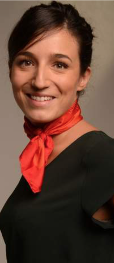 Severine Lyon Promotion Staff