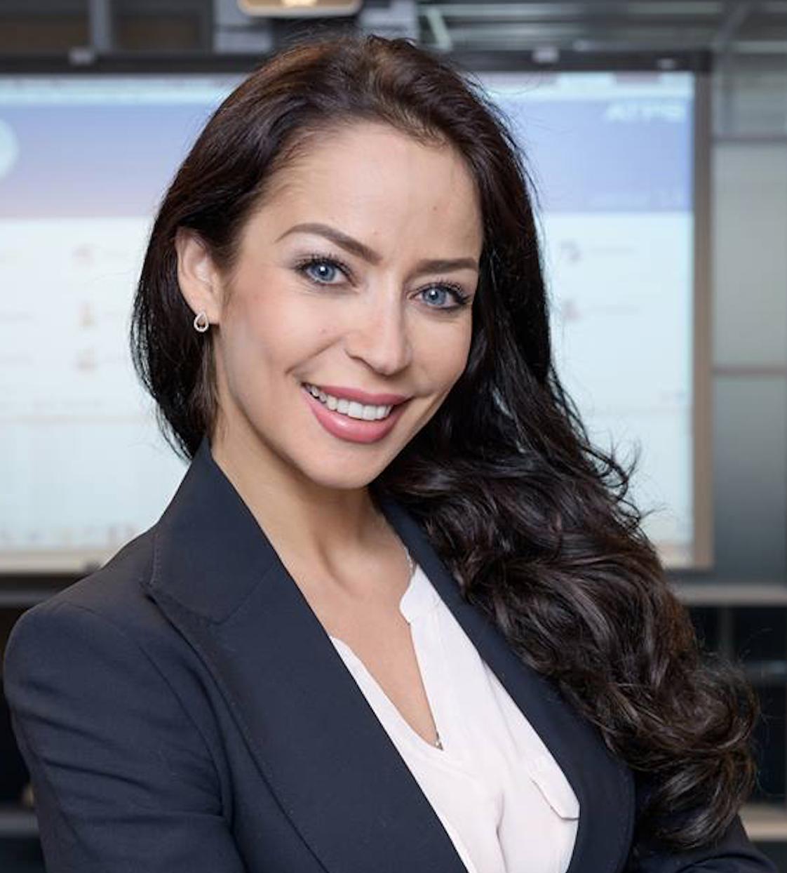Valeriya Amsterdam Promotion Staff