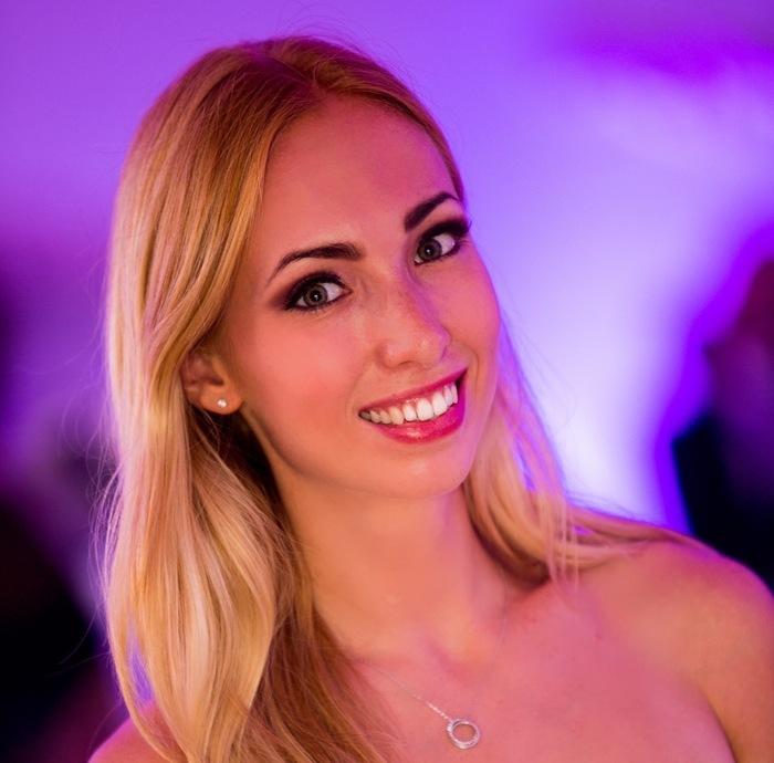 Yulia Promotion Staff Monaco