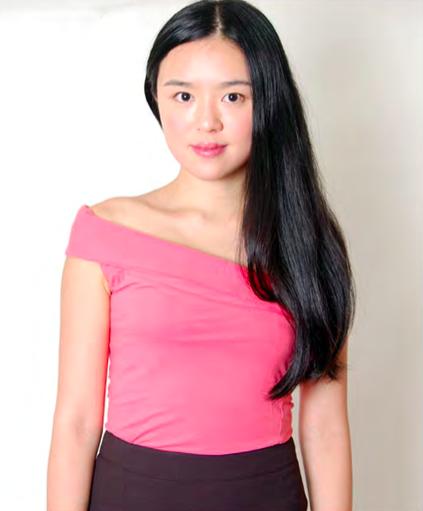 Cristine Promotion Staff Hong Kong