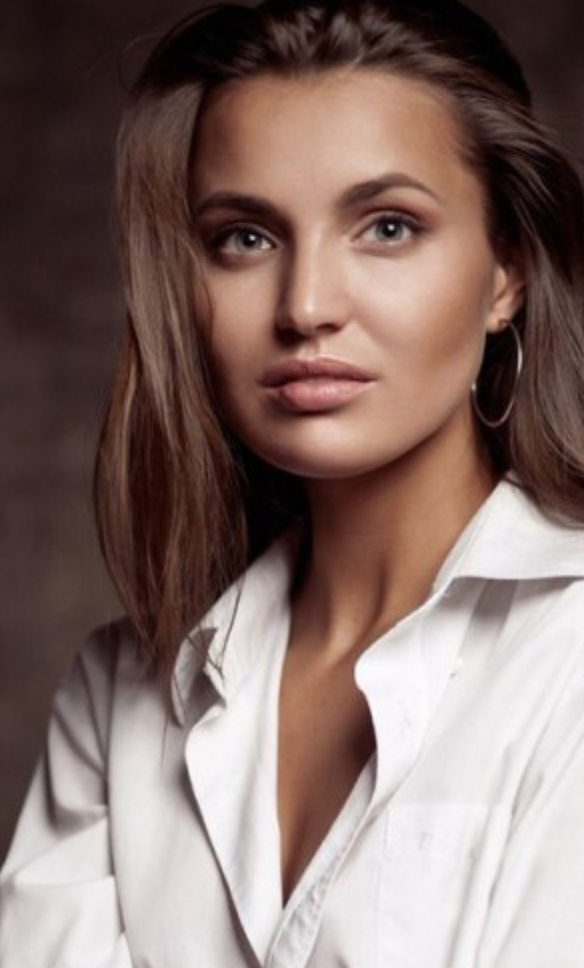 Ekaterina A Moscow Promotional Staff