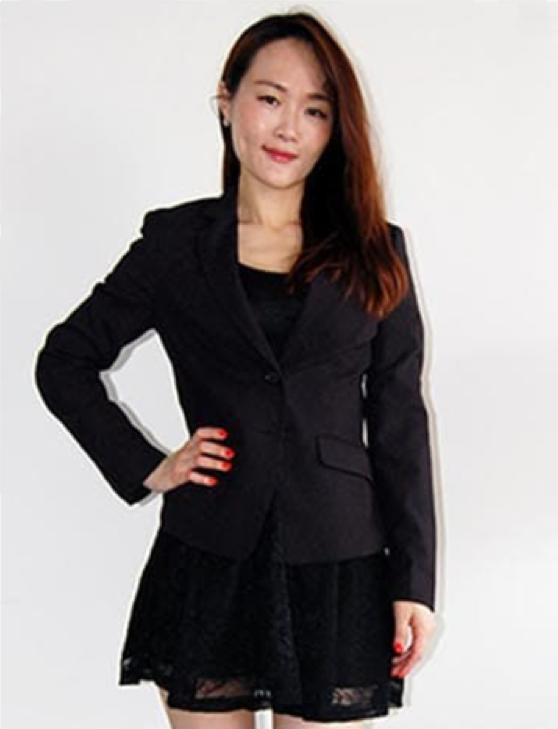 Elise Promotion Staff Hong Kong
