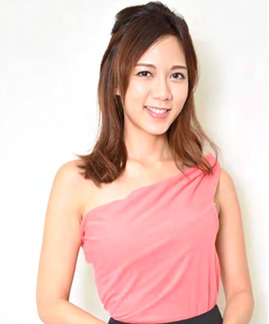 Erika Promotion Staff Hong Kong
