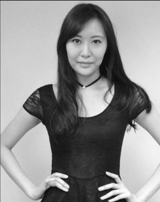 Eva Promotion Staff Hong Kong
