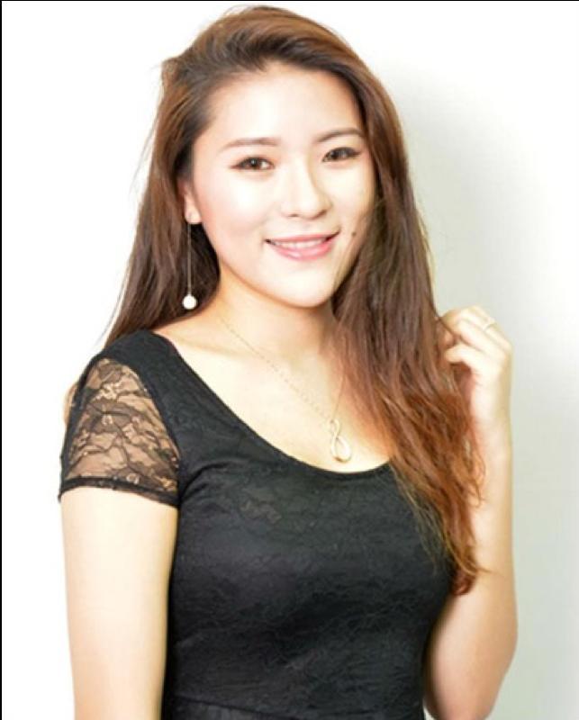 Helen Promotion Staff Hong Kong