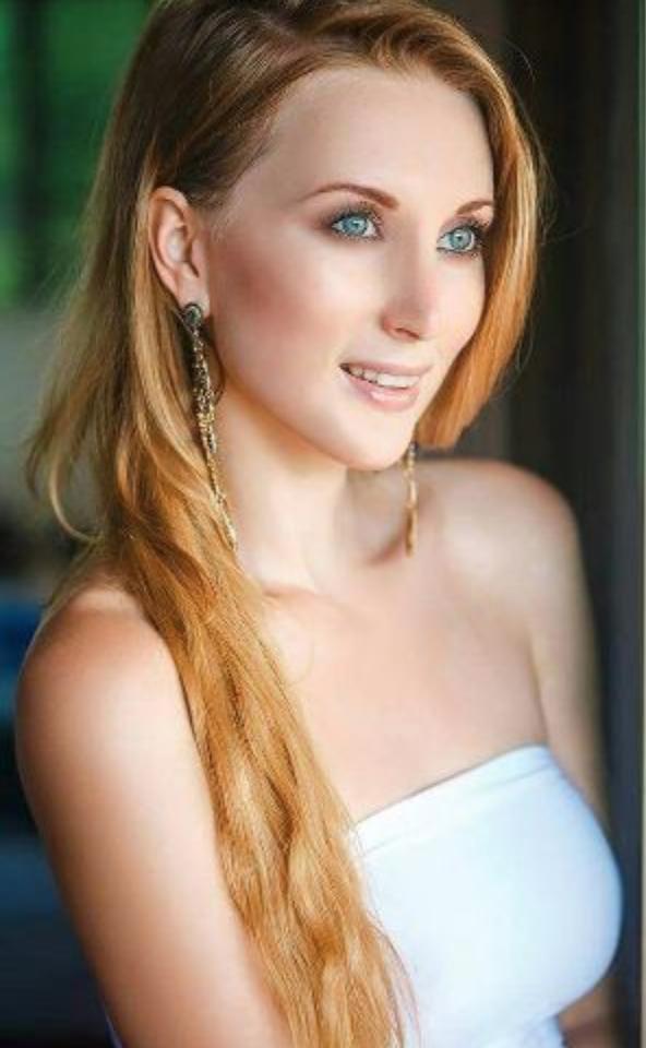 Irina Moscow Promotional Staff