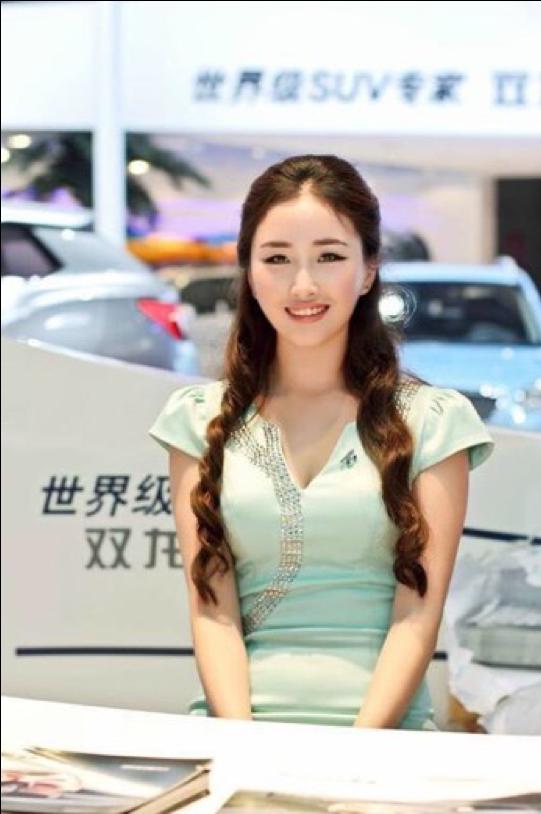 Jasmine Promotion Staff Shanghai