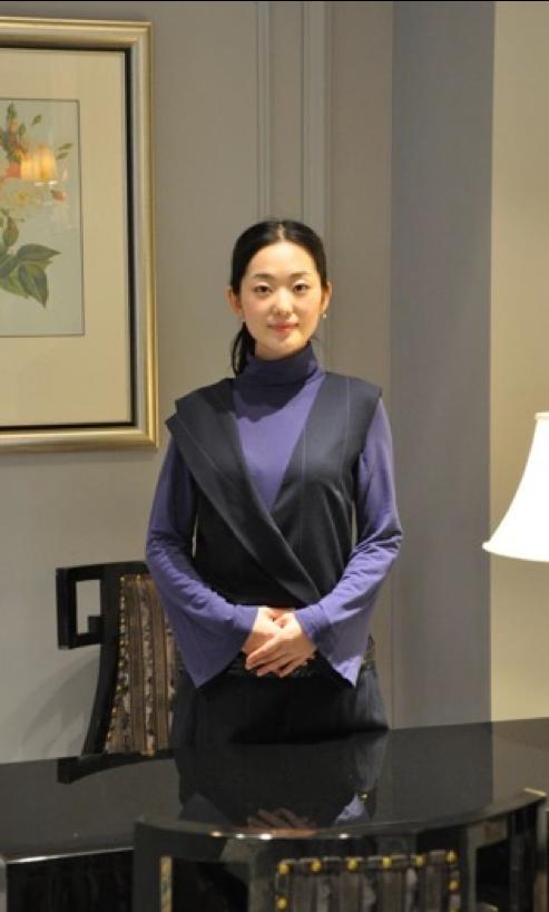 Jingjing Promotion Staff Shanghai