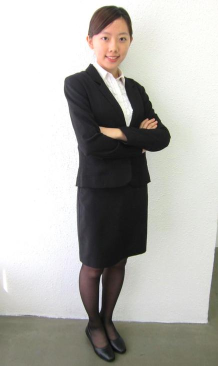 Kelly B Promotion Staff Hong Kong