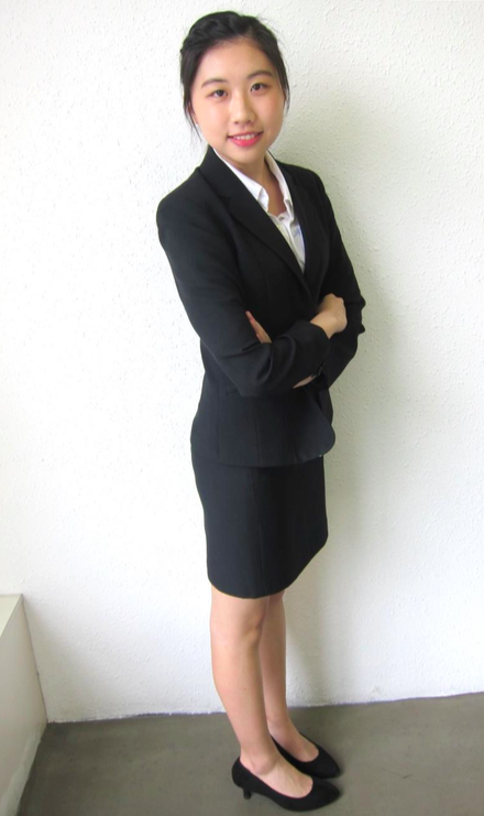 Natalie Promotion Staff Hong Kong