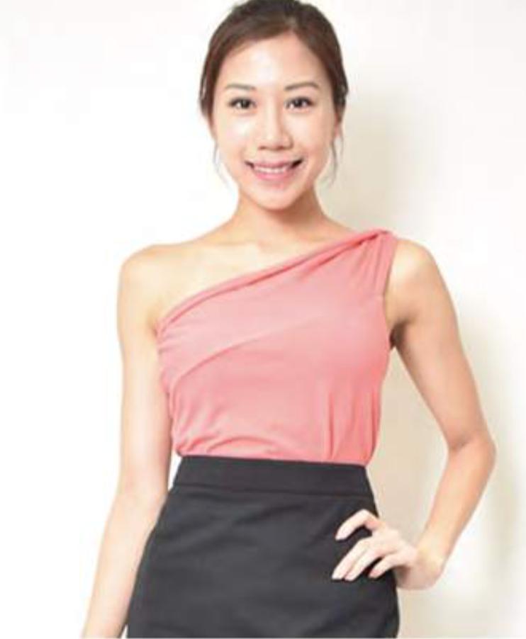 Ruby Hong Kong Promotional Staff