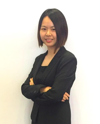 Ruth Promotion Staff Hong Kong
