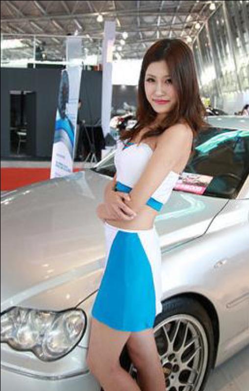Suki Promotion Staff Shanghai