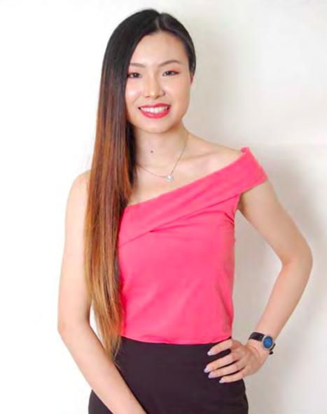 Vangie Promotion Staff Hong Kong