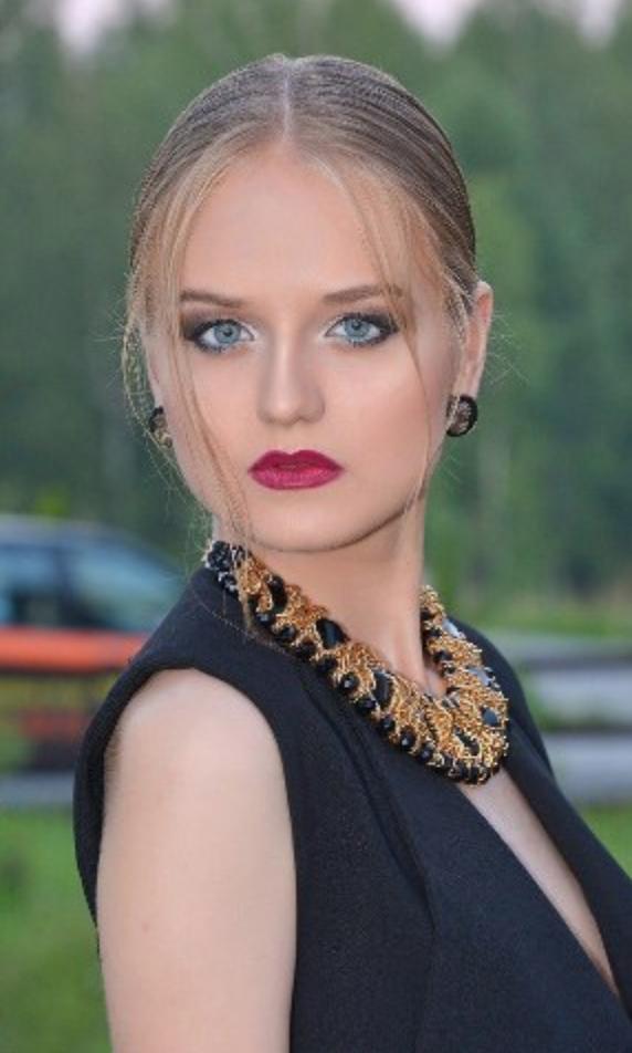 Yana Moscow Promotional Staff