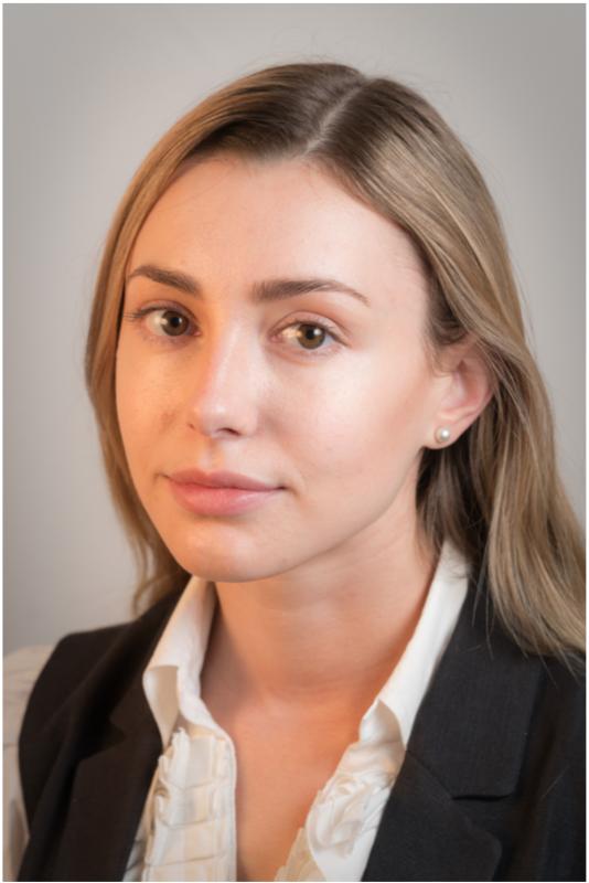 Anastasiia Helsinki Promotion Staff