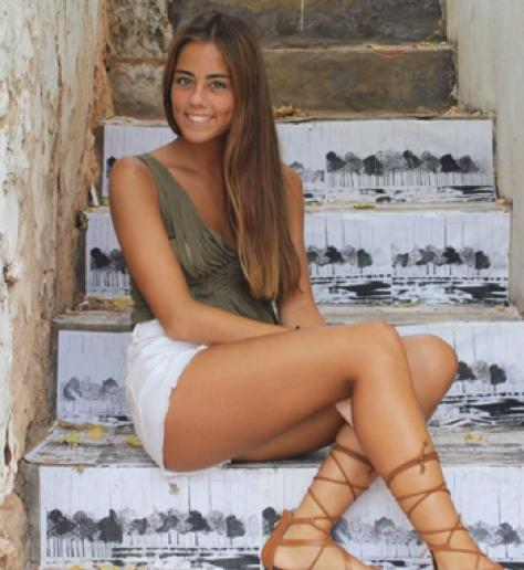 Catarina Lisbon Promotion Staff