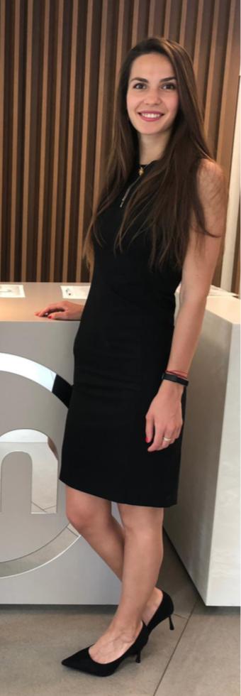 Cristina Milan Promo Staff