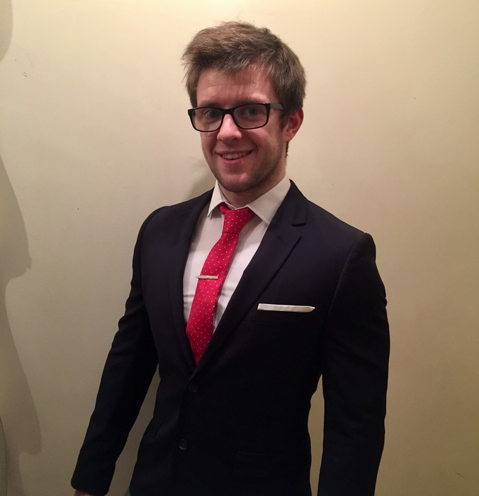 Daniel Leeds Promotion Staff