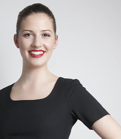 Hannah Vienna Promotion Staff