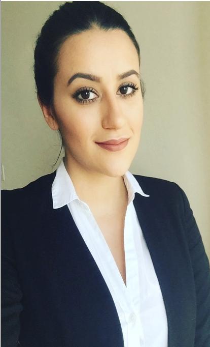 Heloysa Geneva Promotion Staff