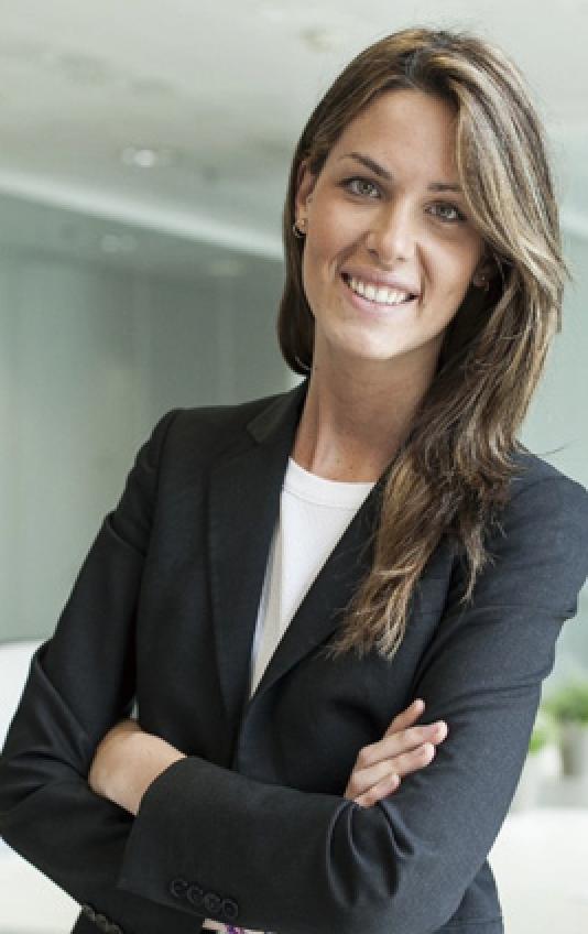 Judith Barcelona Promotion Staff