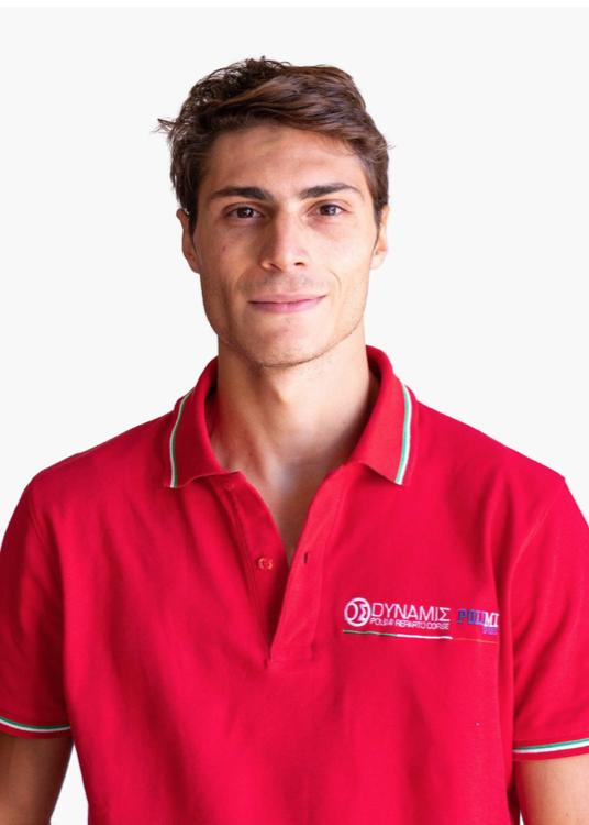 Luca Milan Promo Staff