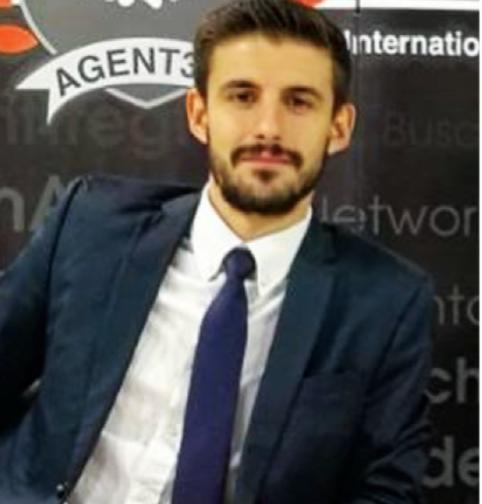Matteo Milan Promo Staff