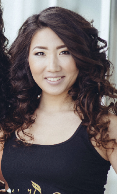 Sakurako Chicago Promotion Staff