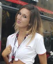Serena Milan Promotion Staff