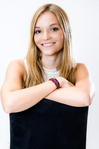 Sophie Vienna Promotion Staff