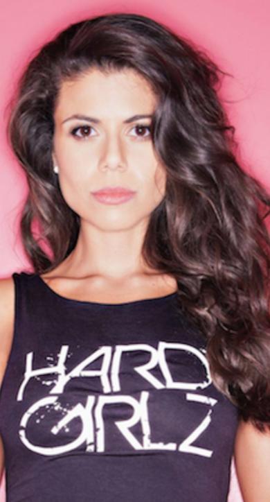 Alessandra Orlando Promotion Staff