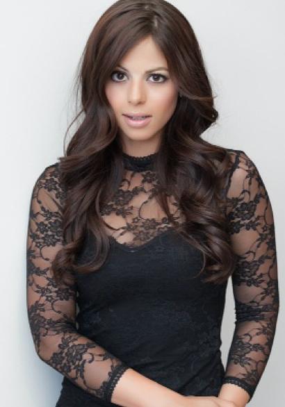 Nicole Las Vegas Promotion Staff