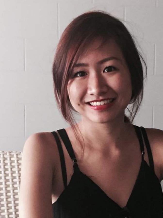 Vanessa Singapore Promotion Staff