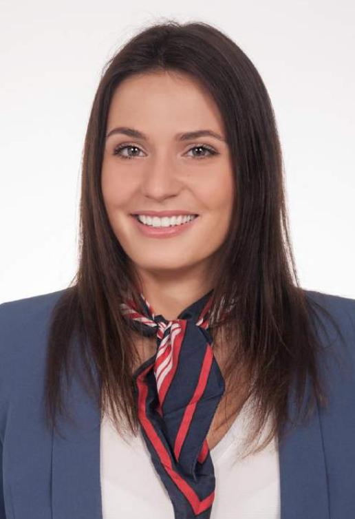 Aleksandra Nice Event Staff